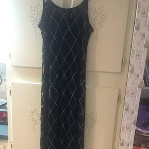 Banana Republic long dress size medium